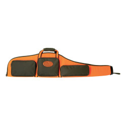 Fourreau carabine Allos orange et vert