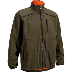 Veste polaire reversible SWEDTEAM Uma Fire
