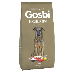 Gosbi Exclusive Senior Medium 3kgs