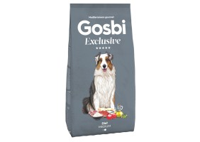 Gosbi Exclusive Diet Medium 3kgs