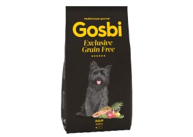 Gosbi Exclusive Grain Free Adulte Mini