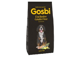 Gosbi Exclusive Grain Free Adulte Fish Medium