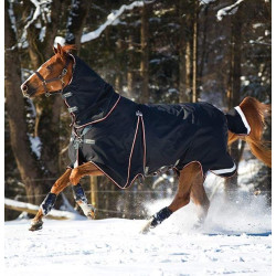 Couverture cheval Horseware Rambo® Optimo Turnout