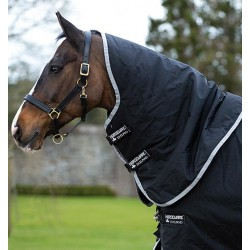 Couvre-cou Horseware Rambo® Supreme with Vari Layer® Hood 150g