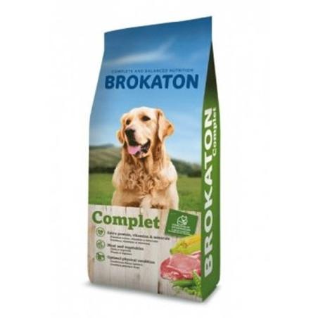 Croquettes chien Brokaton Complet 20 Kgs