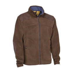Veste Stuart Club Interchasse Marron