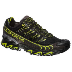 LaSportiva Ultra Raptor Black / Apple Green