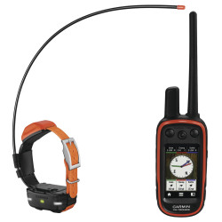 Pack Alpha 100 + T5 Mini Garmin - repérage
