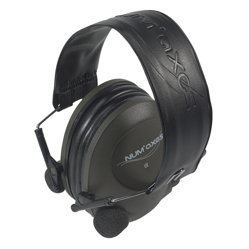 Casque Acoustic Electronic Num'Axes