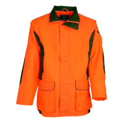 Veste Traque Enfant Orange Percussion