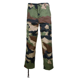 Pantalon BDU Enfant Camo Percussion