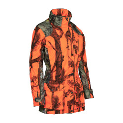 Veste Femme Brocard Parcussion Ghostcamo Blaze and Black
