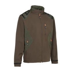Blouson chasse Softshell Percussion