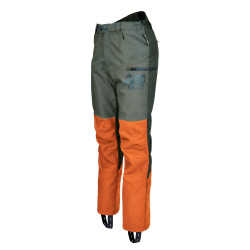 Pantalon Rhino 2 Pro hunt Verney Carron vert / orange