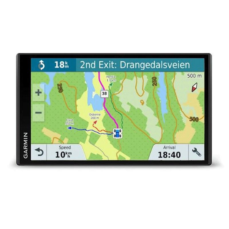 Tablette GPS Garmin Drive Track 71