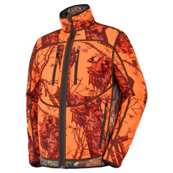 Veste Stagunt Réversible Fox