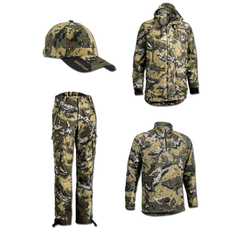 Ensemble camouflage Veil Swedteam