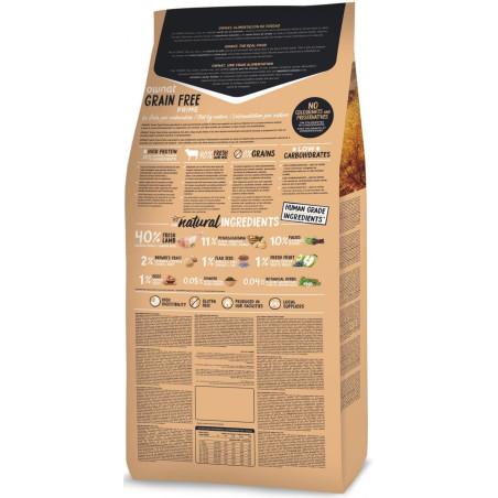 Croquettes pour chien Grain Free Prime Junior Lamb Ownat 3 kg