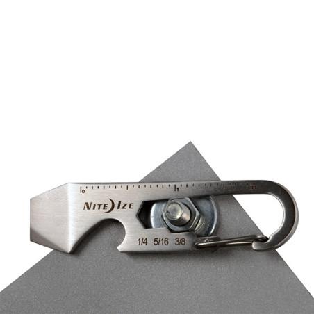 Mousqueton Key Tool DoohicKey Nite Ize