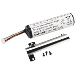 Batterie lithum-ion pour collier Garmin DC50
