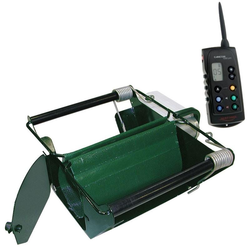 Boite d'envol Canifly 1500 Pro et télécommande Num'axes
