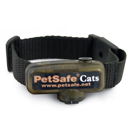 Collier supp. clôture antifugue pour chat In-Ground Cat Fence PetSafe
