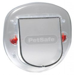 Porte Staywell grand chat/ petit chien 4 positions PetSafe