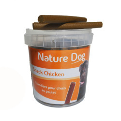 Friandises chiens Snacks Chicken Nature Dog