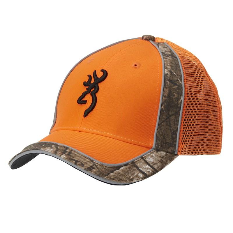 Casquette Browning Polson Meshback Orange