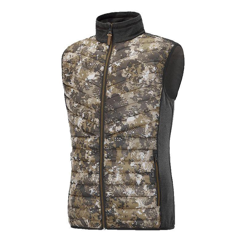 Kit 8 en 1 chauffant /électrique tapis chauffant veste gilet en fibre de m/étal v/êtements chauds pour lhiver