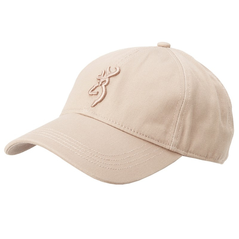 Casquette Cotton Brown Browning