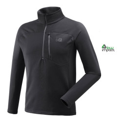 Micro polaire Technostretch Zip Millet