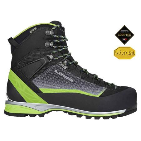 Chaussures Alpine Pro GTX Lowa Black