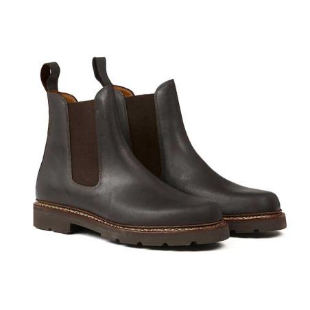 Chaussures en cuir Quercy Aigle