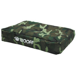 Matelas Wooff Déhoussable Camouflage