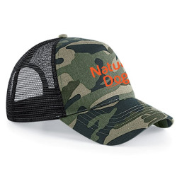Casquette camouflage Nature Dog - BF694