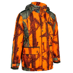 Veste Brocard Percussion Ghostcamo Blaze and Black