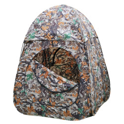 Abri camouflage pop-up quatre faces avec toit