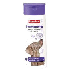 Shampooing anti odeurs pour chiens Beaphar
