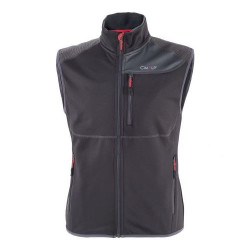 Gilet Cimalp X-Warm en 3D-Flex Power CINTO