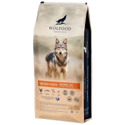 Croquettes Chicken Rice 38/18 ALS Wolfood 12Kg