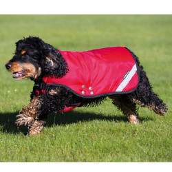 Couverture Rambo Duo Dog Rug Horseware