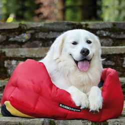 Panier Rambo Dog Bed imperméable Deluxe Fleece Horseware