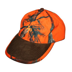 Casquette en camo orange Verney-Carron