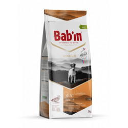 Bab'in Signature mini adullte 8 kg