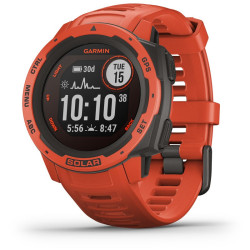 Montre GPS multifonction Garmin Instinct Solar Orange