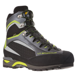Chaussures Trango Tower GTX La Sportiva Carbon / Apple Green