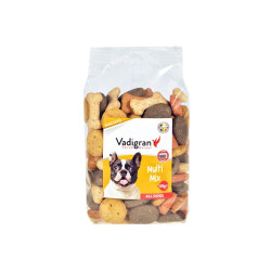 Snack Chien Biscuits Multimix 500g Vadigran