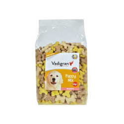 Snack Chien Biscuits Puppy Mix 500g Vadigran