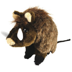 Peluche Sanglier Sonore Unifrance